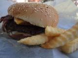 Walker Burger on 395-NorCal